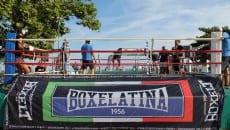La Boxe Latina a Sport Estate