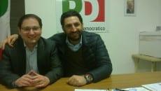 Salvatore  La Penna (a sinistra) e Fabrizio Raffaele (a destra)