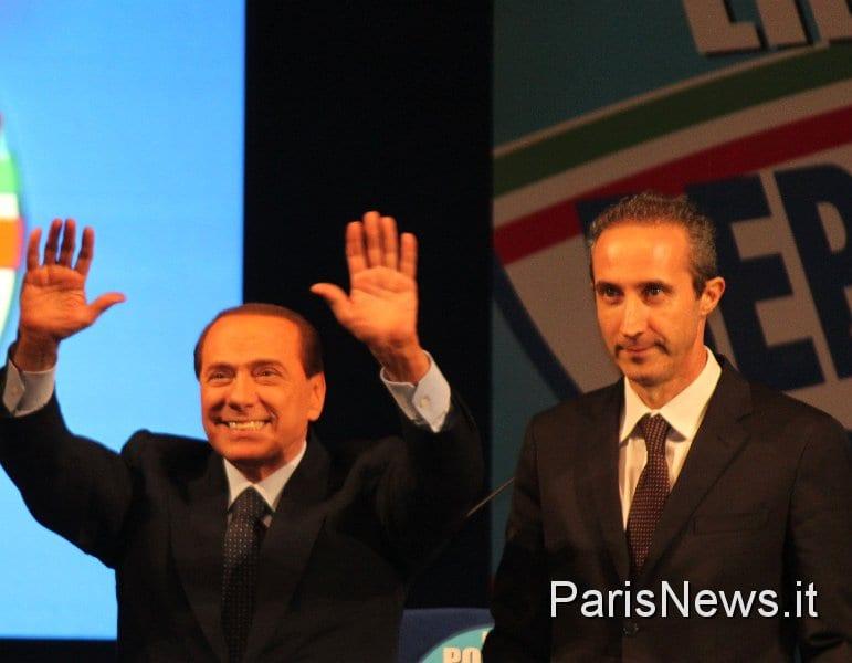 Berlusconi, il mentore