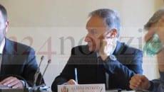 Il sindaco si San Felice Circeo Gianni Petrucci
