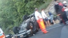 incidente Sonnino, superstrada Frosinone mare