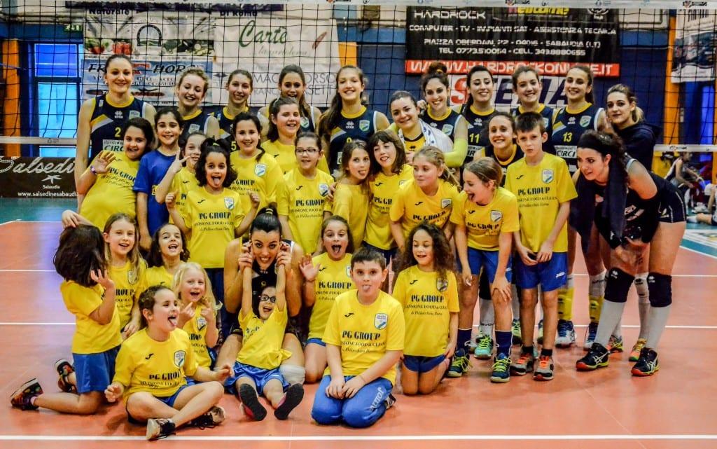 Volley B2 femminile, 3-0 della Caffè Circi Sabaudia sul