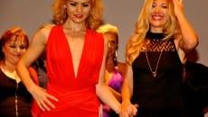 Le due vincitrici Crina Cuibus e Monica Parisi