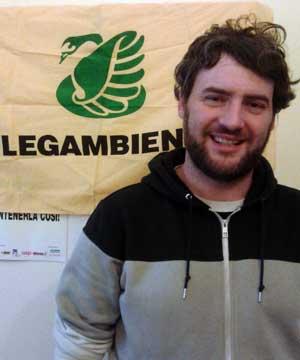 Roberto Scacchi - Direttore Legambiente Lazio