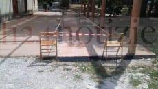lavori abusivi parco de curtis formia giugno 2016