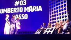 U.M.Sasso con Giuria Ariston Sanremo