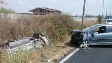 incidente strada Sabotino (2)
