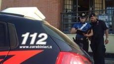 carabinieri controllo agosto 2016