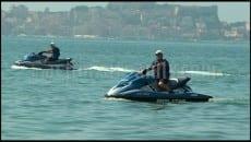 Squadra Nautica della Polizia in azione nel Golfo
