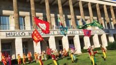 sbandieratori-dei-rioni-di-cori-al-museo-delle-arti-e-delle-tradizioni-popolari-1