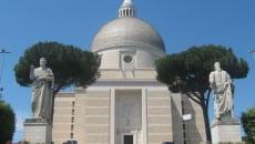 La basilica dell'Eur
