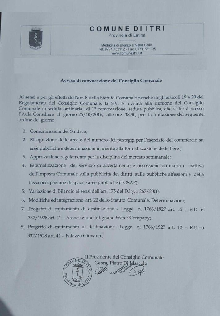 Cc 26 Itri H24 Notizie Portale Indipendente Di News Dalla Provincia