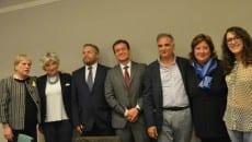 I relatori al convegno