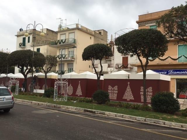 Salerno, tornano i mercatini di Natale. Ecco quando apriranno le 130 casette