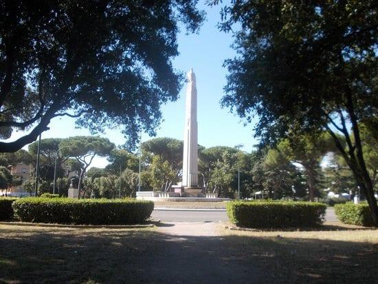 latina parco mussolini speeches - photo#8