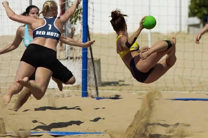Beach Handball: a Gaeta le Finali di Campionato Europeo