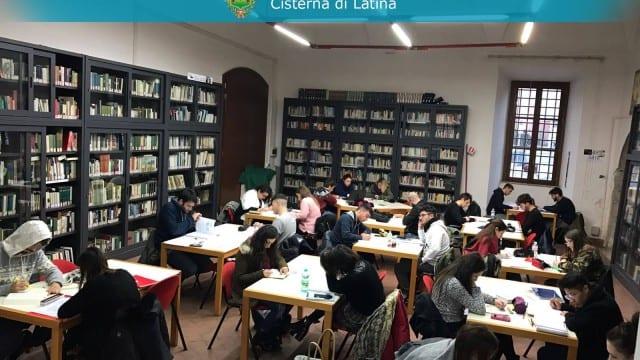Biblioteca Cisterna