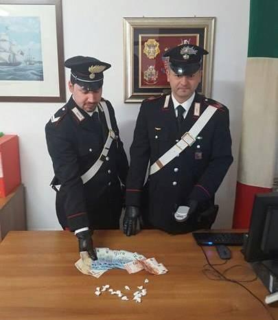 arresto-10-gennaio-2017-rotunno-carabinieri-fondi