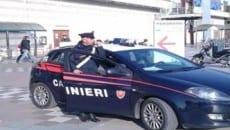 carabinieri panorama itaca formia gennaio 2017