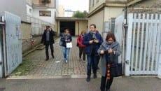 terremoto evacuata telecom latina