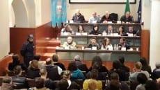 Sperlonga, consiglio comunale post operazione Tiberio, seconda convocazione, 27 febbraio 2017