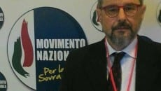 Angelo Macaro, Fondi, Movimento Nazionale Sovranità