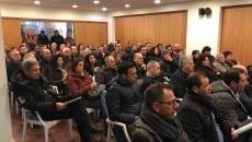 Assemblea sui mercati sindaci Fondi Terracina marrigo rosato imprese oggi 1