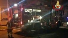 aprilia, vigili del fuoco 27 marzo 2017
