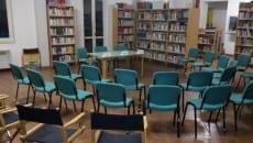 biblioteca civica cori