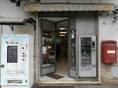 graziani tabaccheria Fondi via Stazione