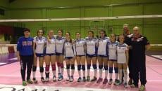 Euroscavi 2003 C88, Campione Provinciale Under 14, pallavolo