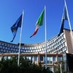 Quinta tappa del Tour delle imprese del Lazio tra Roma e Latina