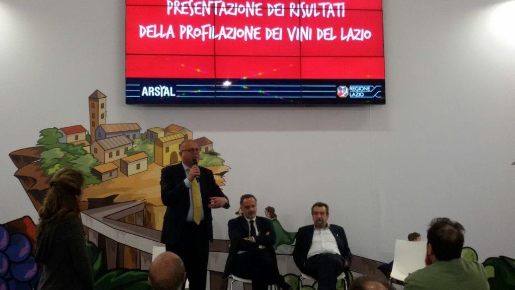 Vinitaly, Coldiretti al padiglione del Lazio ad accogliere i visitatori