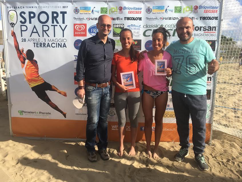 Campionati italiani beach tennis 2017