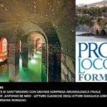 """""""Formia Romana"""", la passeggiata archeologica"""