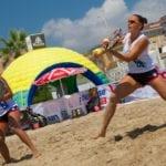 Terracina, conclusi i campionati italiani di beach tennis