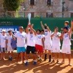 Il Circolo Tennis Gaeta corona il suo sogno: è serie B
