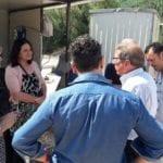 Sopralluogo al pozzo Vòlaga: verso la normalizzazione della fornitura idrica