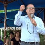 """""""Chi non salta 5 stelle è"""", Mitrano canta fino alle cronache nazionali"""