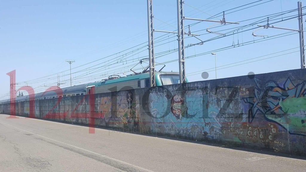 Formia / Tragedia sui binari, è suicidio: la vittima è un ex carabiniere