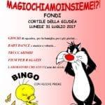 """Alla Giudea di Fondi il laboratorio ludico-didattico """"Magiochiamoinsieme"""""""