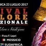 Torna a Maenza il Festival Folclore internazionale