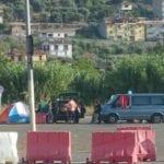 """Monte San Biagio, allarme rom nel parcheggio della stazione. Ma sono """"in vacanza"""""""