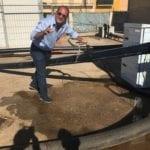"""Attivati i pozzi nell'area """"Panapesca"""": garantiranno una portata aggiuntiva di 30 litri al secondo"""
