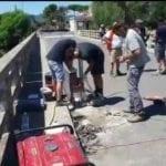 Ponte Sisto, inchiesta sull'abbattimento: blitz in Regione