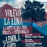 "A Lenola ""La Notte di Luna Piena"" dedicata a Pietro Ingrao"