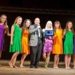 I 2UE in concerto incanta il pubblico di Cisterna di Latina