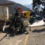 Monte San Biagio, prima giornata ecologica: quattro camion di rifiuti abbandonati