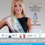 A Suio Terme la finale regionale di Miss Tricologica Lazio