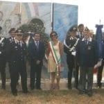 Latina, l'Arma commemora i tre carabinieri fucilati dai tedeschi a Fiesole